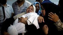 Streik lähmt Ost-Jerusalem: Palästinenser-Baby erstickt an Tränengas