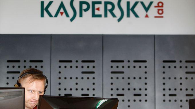 Die niederländische Regierung hat bezüglich der Antiviren-Software des russischen Unternehmens Kaspersky Lab große Bedenken.