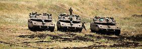 """Bei neuem Beschuss durch Iran: """"Israel würde mit Bodenoffensive reagieren"""""""