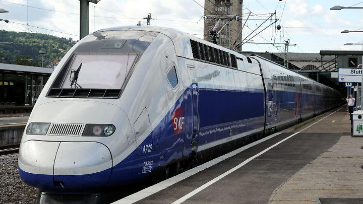 Der TGV-Bauer Alstom hat die Rendite poliert.