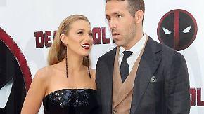 Promi-News des Tages: Ryan Reynolds' erotisches Liebesleben ist ruiniert