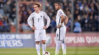 Finale mit Hochsicherheitsstatus: Europa blickt auf französische Superstars