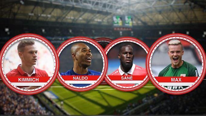 Best of Bundesliga: Das ist das Team der Saison