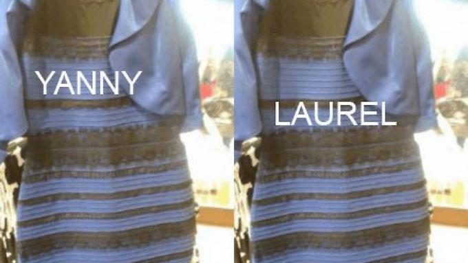 Yanny/Laurel oder doch noch etwas anderes?