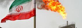 Trotz US-Rückzug: Iran und britische Firma schließen Öl-Deal
