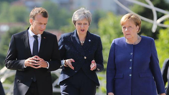 Die EU muss zusammenhalten, davon war zuletzt oft die Rede.