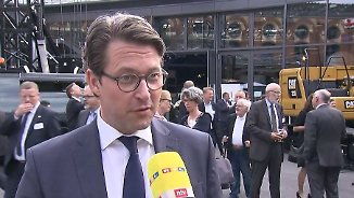 """Klage gegen deutsche Luftverschmutzung: Scheuer: Entscheidung der EU-Kommission """"völlig neben der Spur"""""""