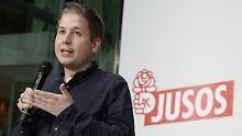 SPD steckt im Umfragetief fest: Kühnert attackiert Finanzminister Scholz