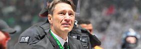 Cleverer Plan und Leidenschaft: Kovač pusht, weint - und die SGE feiert
