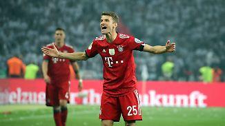 Elfmeter-Klau und Feierflucht: Der FC Bayern motzt den Frust weg