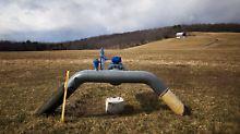 Experten-Gremium geplant: Bund ebnet Weg für Fracking-Bohrungen