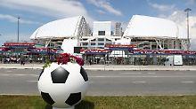 WM-Countdown (24): In Russland gelandet? Hier kommt eine SMS!