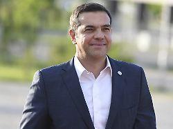 Hilfsprogramm vor dem Ende: Tsipras präsentiert Wachstumsstrategie