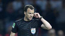 Wütende Bayern im Pokalfinale: Zwayer verteidigt Elfmeter-Entscheidung