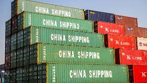 """Welt-Handelsindex im April: Das """"Tal der Tränen"""" scheint durchschritten"""