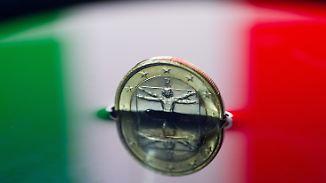 Noch mehr Staatsschulden?: Italiener blicken mit Sorge auf die Zukunft ihres Landes