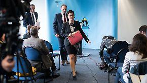 Verdacht: Beihilfe zum illegalen Aufenthalt: Anzeige gegen Bamf-Chefin Cordt erstattet