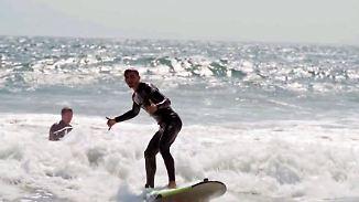 Marshmallows und Surfen gegen den Frust: BVB-Stars reiten auf Euphoriewelle durch L.A.