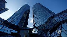 Der Börsen-Tag: Deutsche-Bank-Aktie stoppt freien Fall