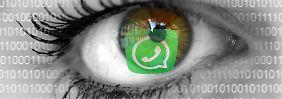 Datenweitergabe an Facebook: Verstößt Whatsapp schon gegen die DSGVO?
