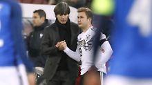 Bundestrainer glaubt an BVB-Ass: Löw hält DFB-Tür für Götze weiter offen