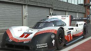 Schneller als die Formel 1: Porsche entfesselt den 919 Hybrid Evo