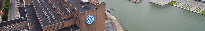 Der Börsen-Tag: 12:23 BMW und VW sind die besten Autobauer der Welt