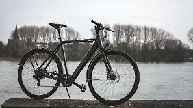 Das Coboc Montreal ist ein vergleichsweise sportlich ausgelegtes Design-E-Bike.