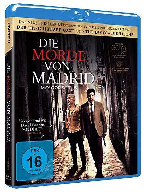 """""""Die Morde von Madrid"""" sind bei Alive erschienen."""