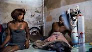 Fotos zeigen Leben in Ruinen: Die Vergessenen des Copacabana Palace