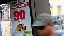 Jackpot nicht geknackt: Nochmal von 90 Millionen Euro träumen