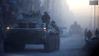 Ist Idlib erst der Anfang?: Großmächte ziehen Grenzen in Syrien