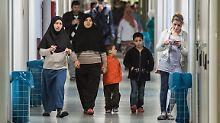 """Umstrittene """"Ankerzentren"""": Vor allem für junge Flüchtlinge ungeeignet"""