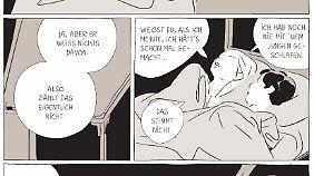 In Gesprächen im Bett kommen sich Antoine und Hélène langsam näher.
