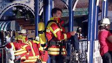 Business as usual im Europapark: Großbrand verursacht Millionenschaden