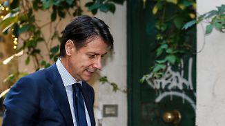 Populisten-Allianz in Italien gescheitert: Conte gibt Regierungsauftrag zurück