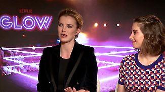 """""""Glow""""-Stars im Interview: """"#MeToo kam nicht überraschend"""""""
