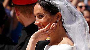 Revival dank Meghan Markle: Royale Hochzeit löst in den USA Gelbgold-Boom aus