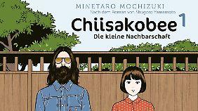 """""""Chiisakobee, Band 1, erschienen bei Carlsen, 216 Seiten, 14,90 Euro."""