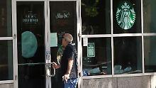Anti-Rassismus-Schulung in USA: Starbucks macht zeitweise 8000 Filialen dicht