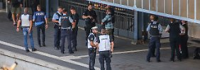 Tödlicher Vorfall in Flensburg: Angreifer stirbt nach Messerattacke in IC