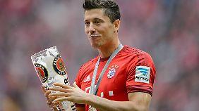 Lewandowski und der FC Bayern: Ist das Maß voll?