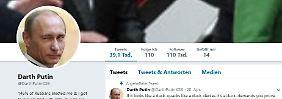 110.000 Follower hat der Putin-Parodist auf Twitter.