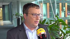 """Grünen-Politiker Krischer zu Fahrverboten: """"Die Bundesregierung lädt das Problem bei den Dieselfahrern ab"""""""