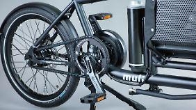 1400 Euro Aufpreis verlangt Muli Cycles für den E-Antrieb.