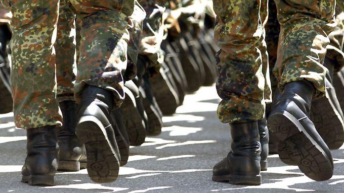 Aus wie vielen Soldaten das Kommando bestehen wird, ist noch nicht entschieden.