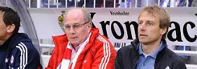 Redelings über die Saison 08/09: Als Klinsmann und Hoeneß sich zofften