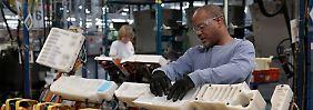 Mehr als 220.000 neue Jobs: US-Arbeitsmarkt boomt
