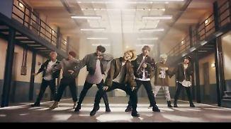K-Pop auf der Erfolgswelle: BTS erobern die Charts