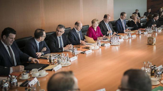 Laut Koalitionsvertrag soll es nur noch wenige sachgrundlose Befristungen geben.